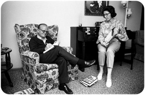 Truman Capote i Harper Lee