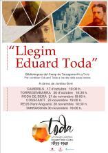 Llegim Eduard Toda